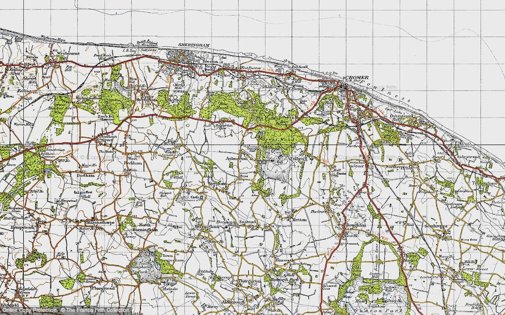 Aylmerton, 1945