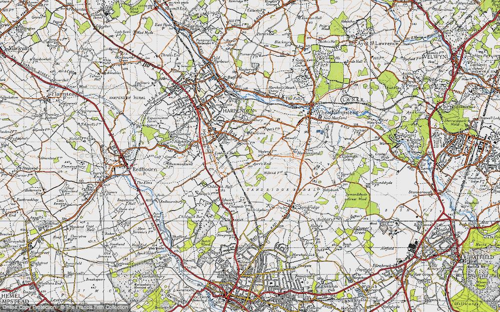 Ayres End, 1946