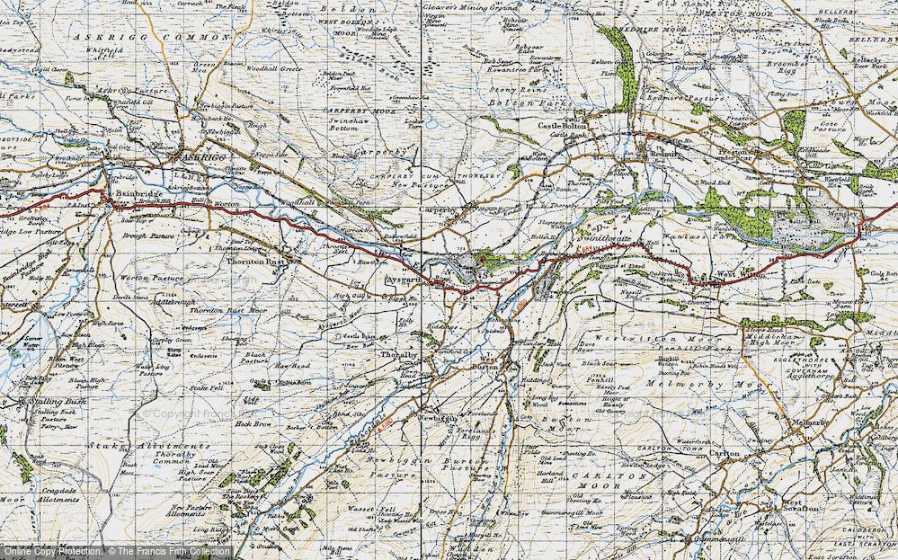 Aysgarth, 1947