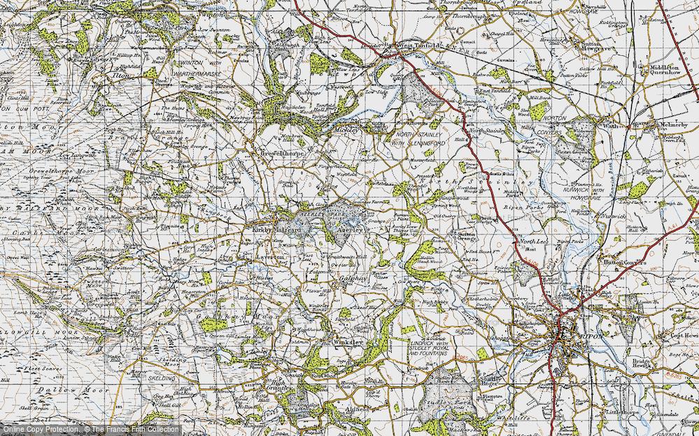 Azerley, 1947