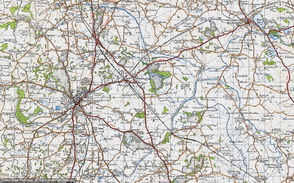 Babbinswood, 1947