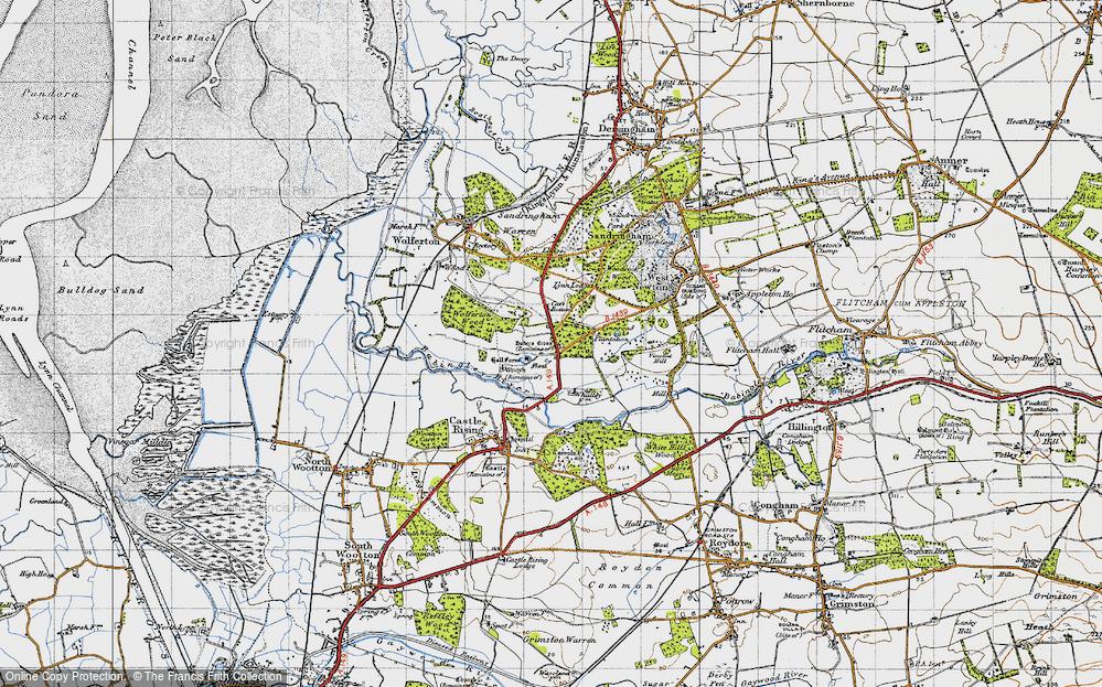 Babingley, 1946