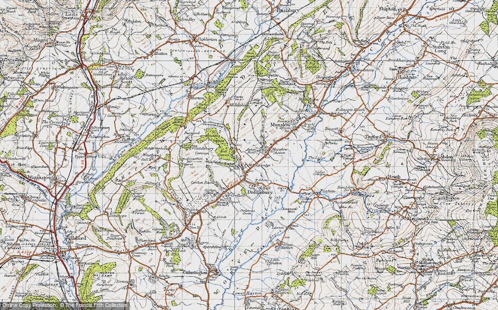 Bache Mill, 1947