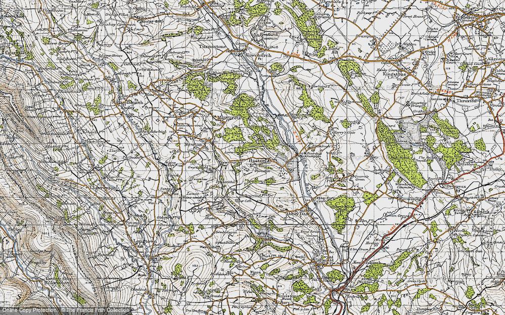 Bacton, 1947