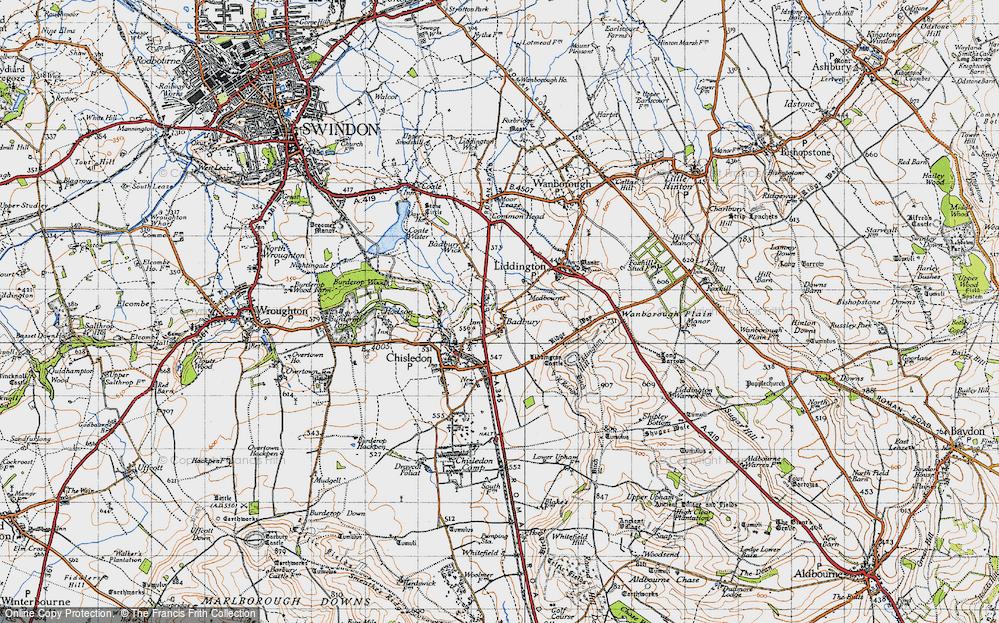Badbury, 1947