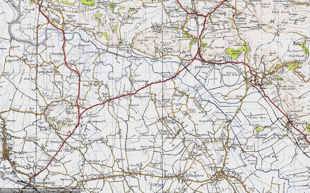 Badgworth, 1946