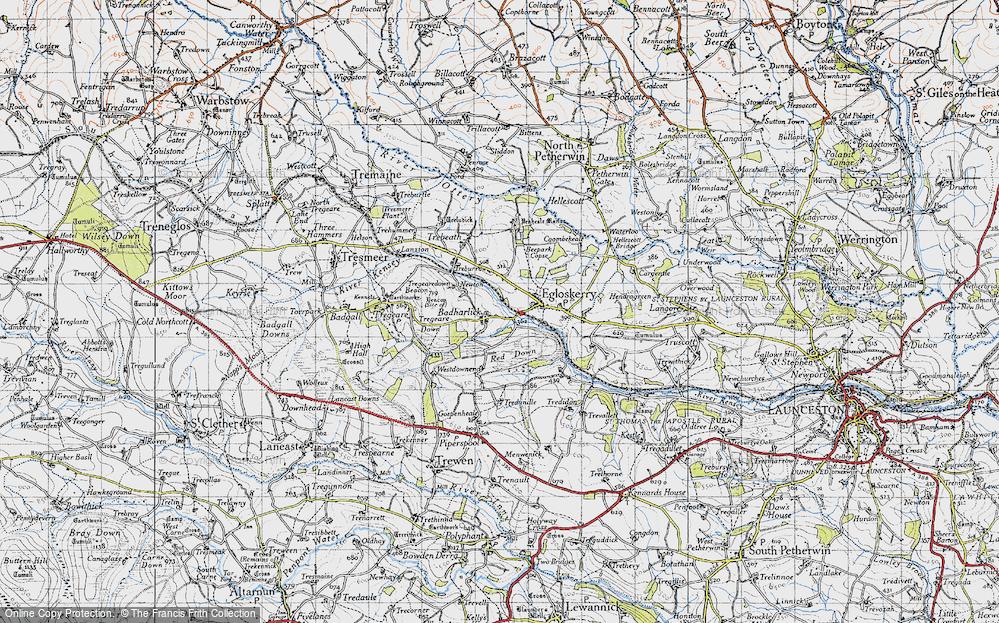 Badharlick, 1946