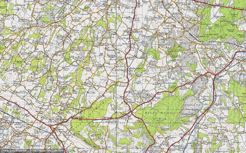 Badlesmere, 1940