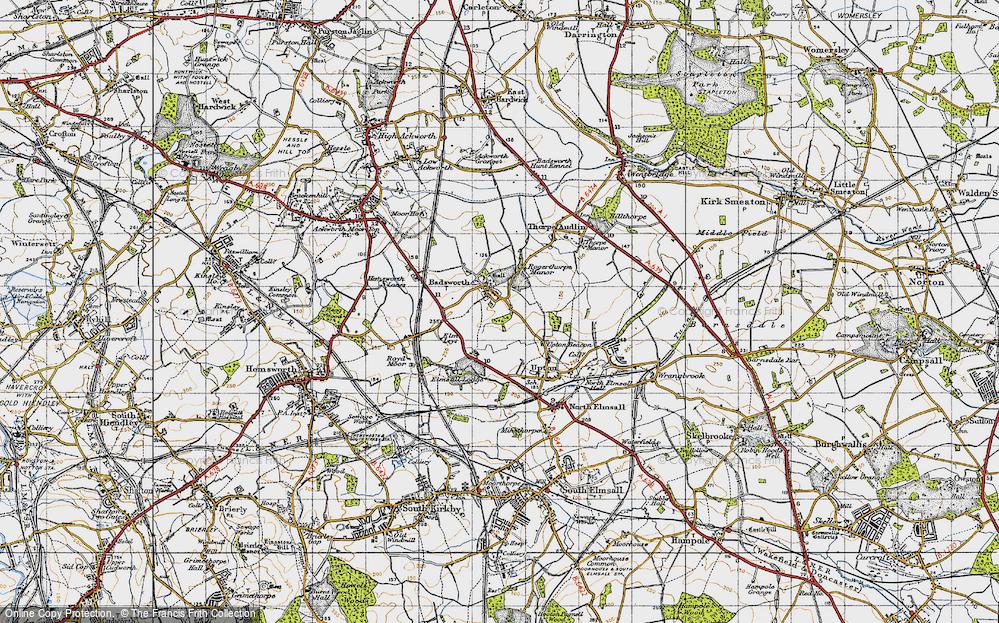 Badsworth, 1947