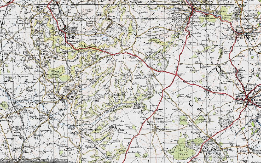 Bagpath, 1946