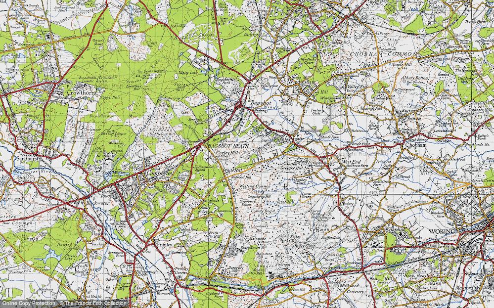 Bagshot Heath, 1940