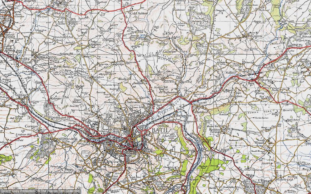 Bailbrook, 1946