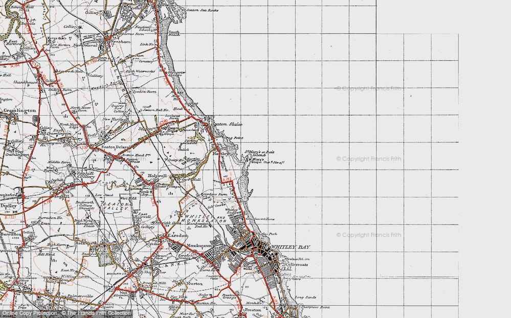 Bait Island, 1947