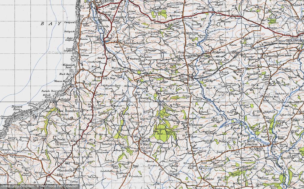 Bakesdown, 1946