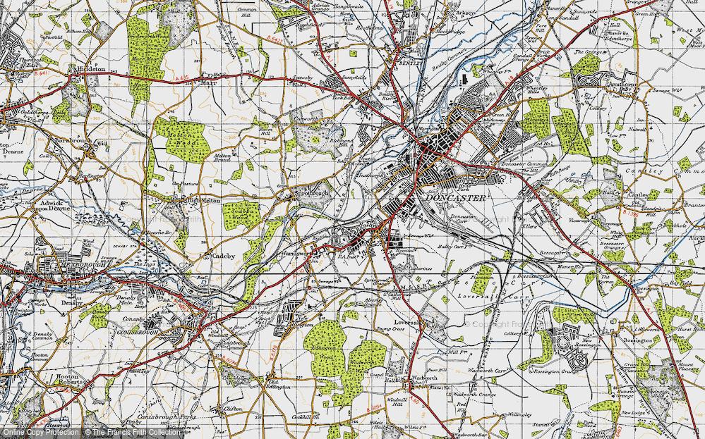 Balby, 1947