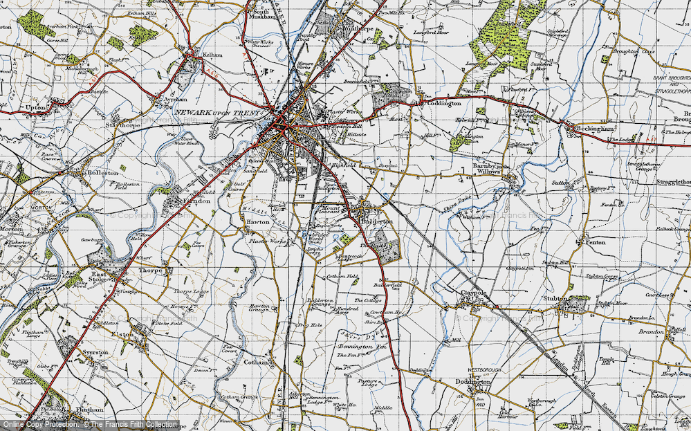 Balderton, 1946