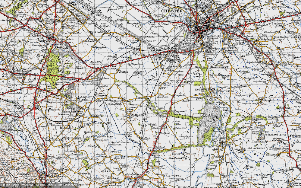 Balderton, 1947