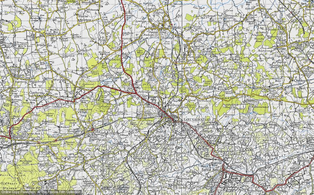 Baldwins Hill, 1946