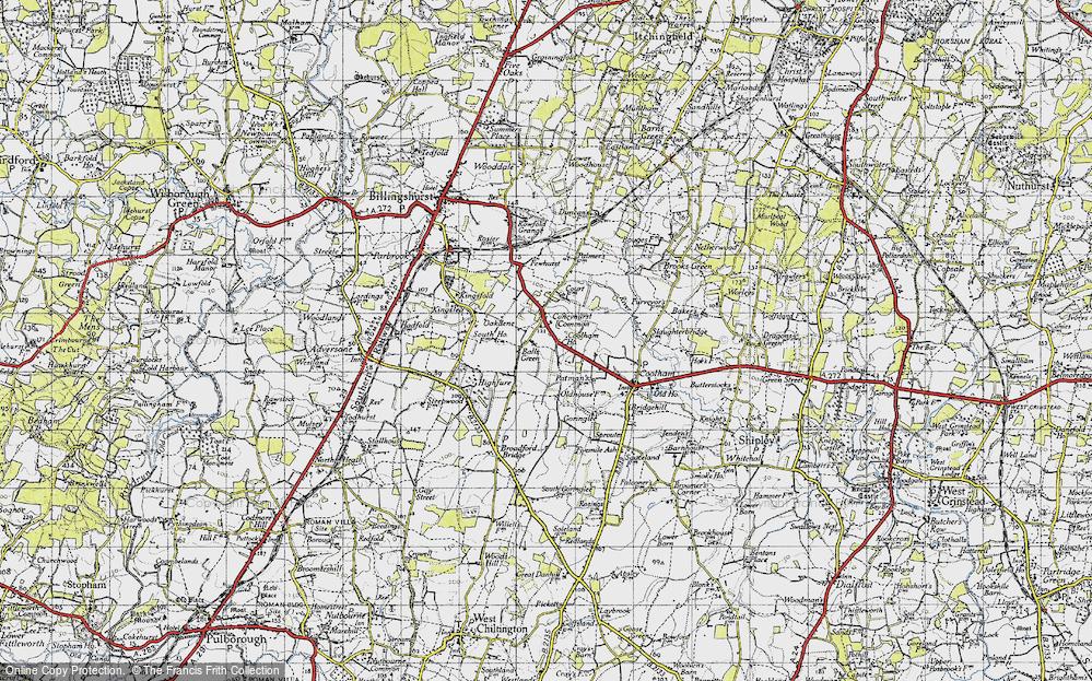 Balls Green, 1940