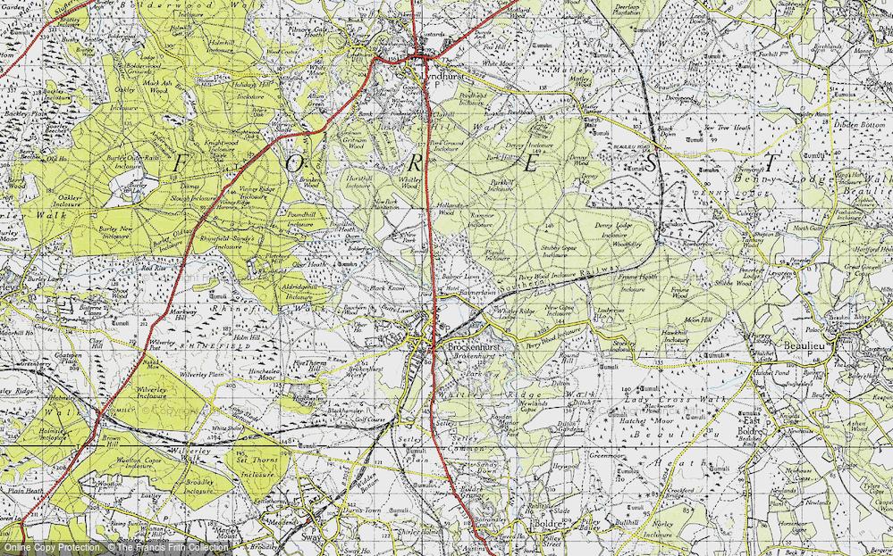 Balmerlawn, 1940