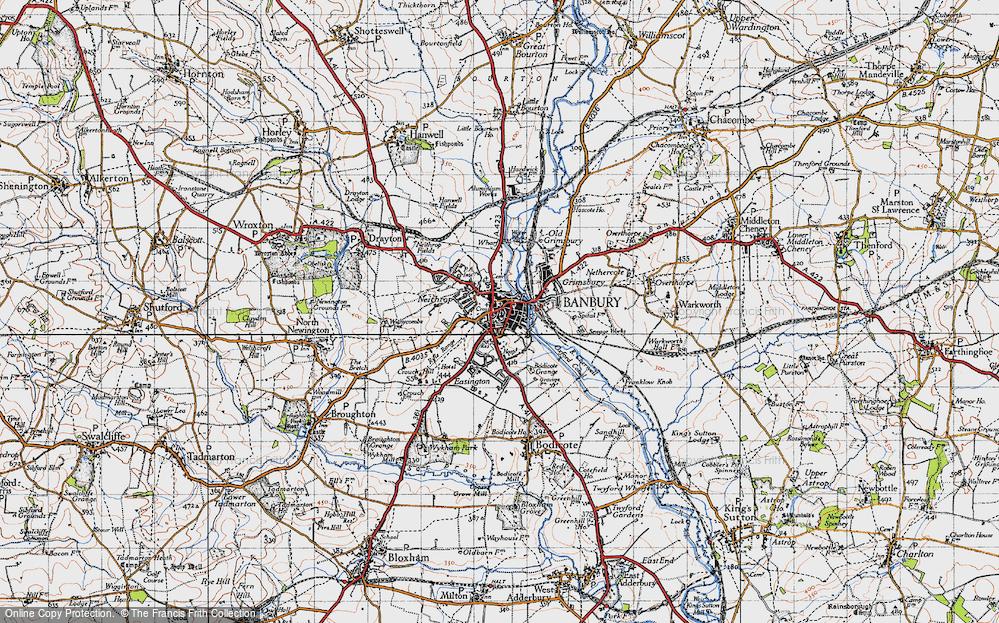 Banbury, 1946