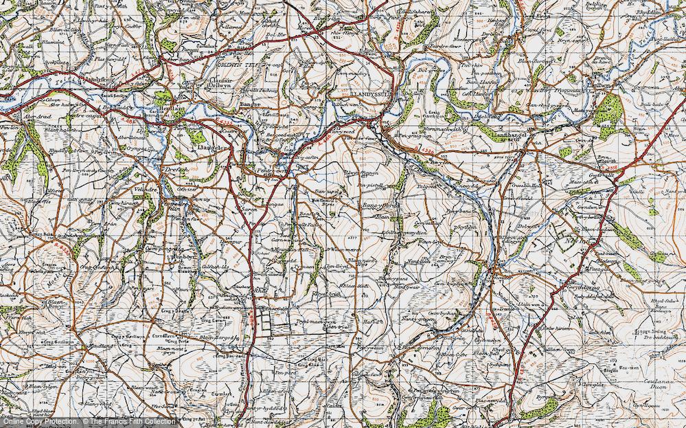 Bancyfford, 1947