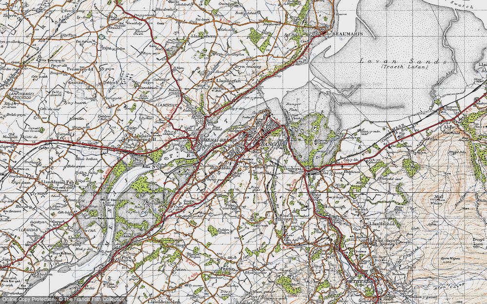 Bangor, 1947