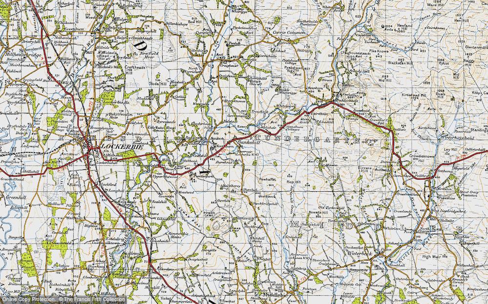 Bankshill, 1947