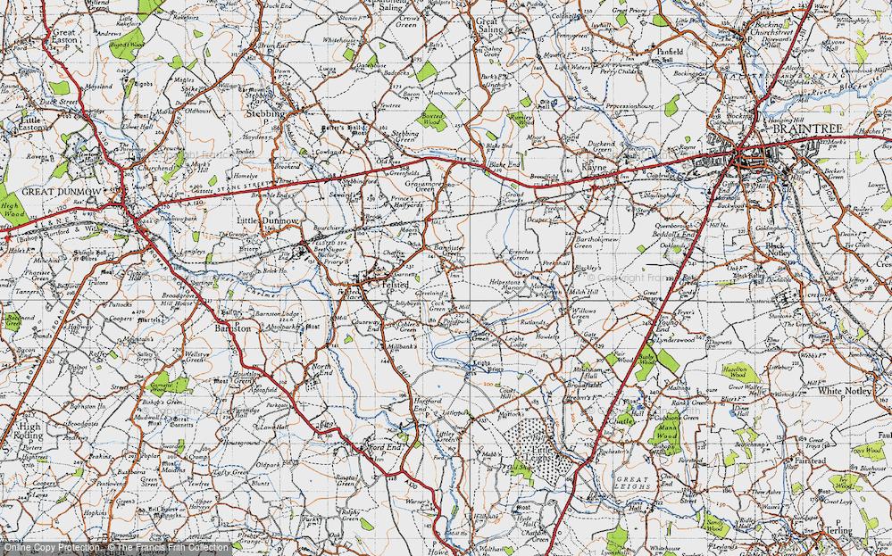 Bannister Green, 1945