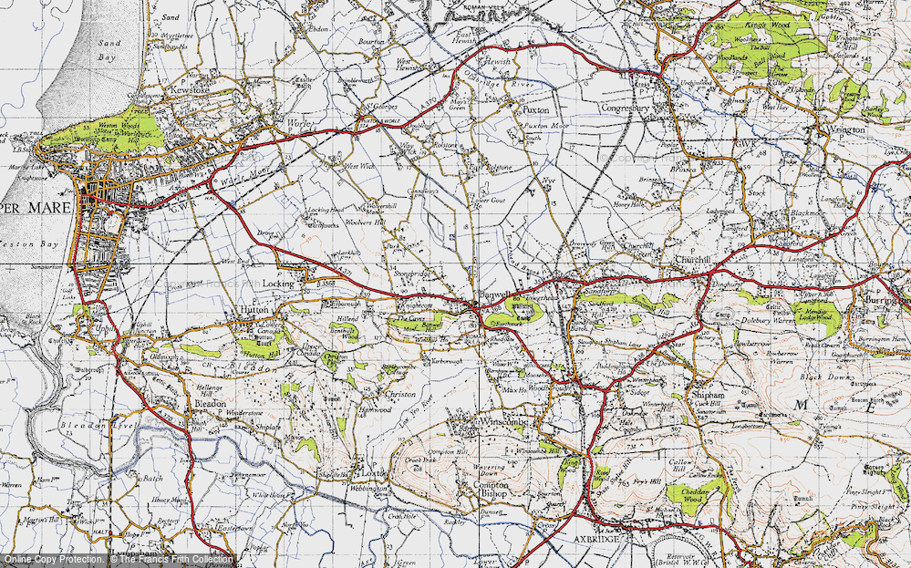 Banwell, 1946