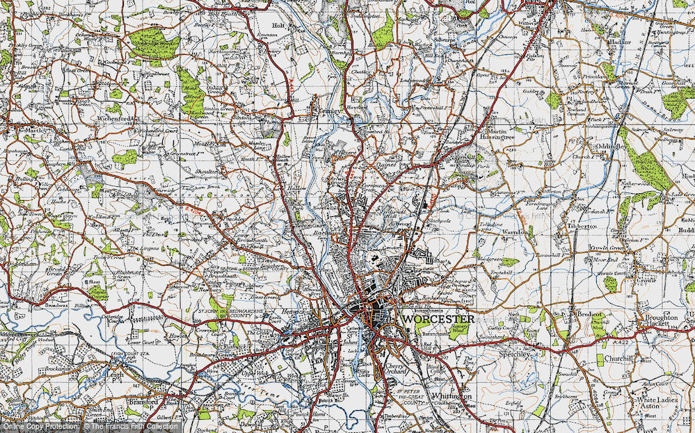 Barbourne, 1947