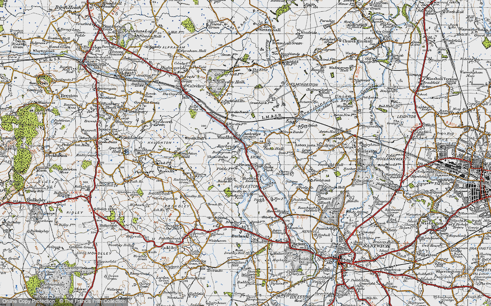 Barbridge, 1947