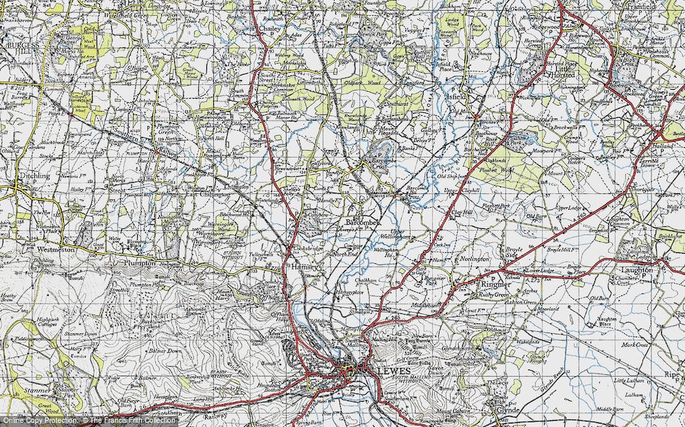Barcombe, 1940
