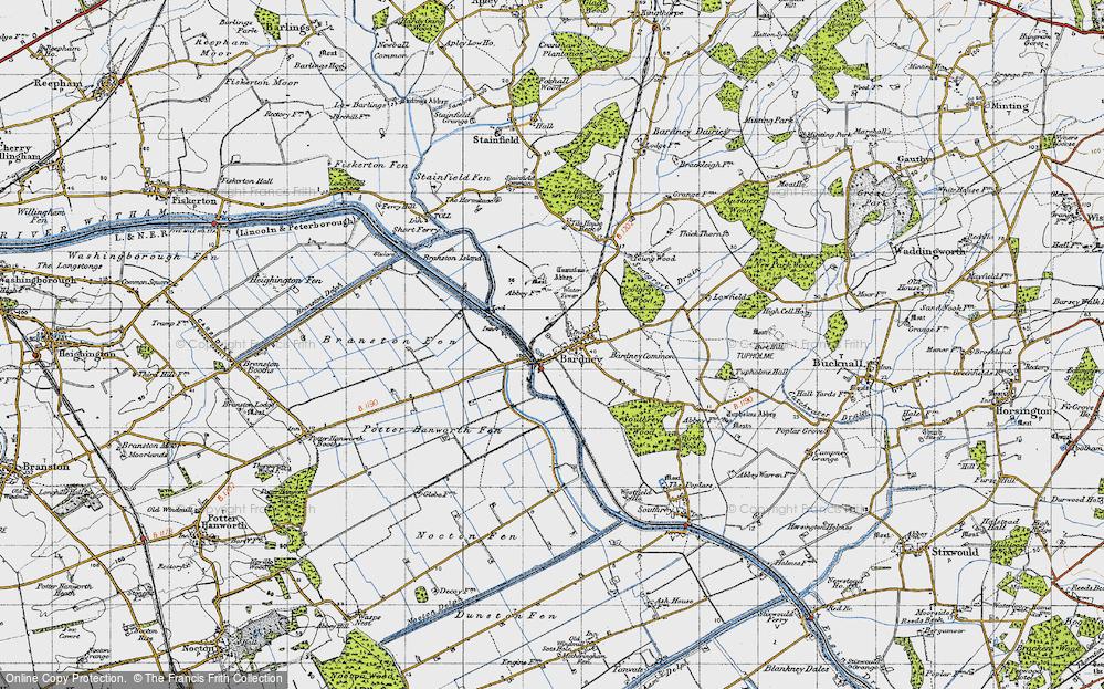 Bardney, 1946