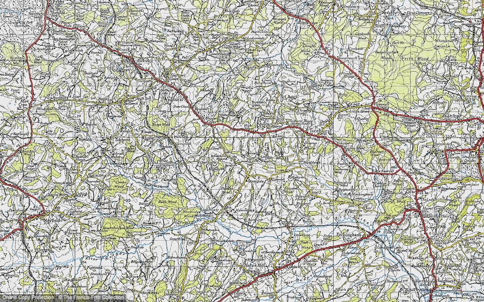 Bardown, 1940