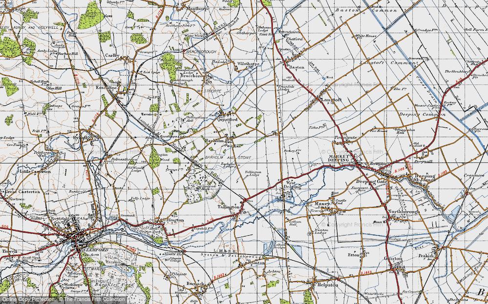 Barholm, 1946