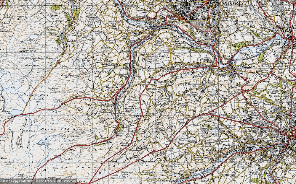 Barkisland, 1947