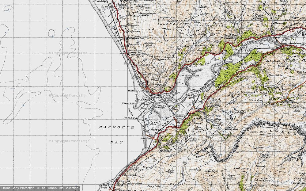 Barmouth, 1947