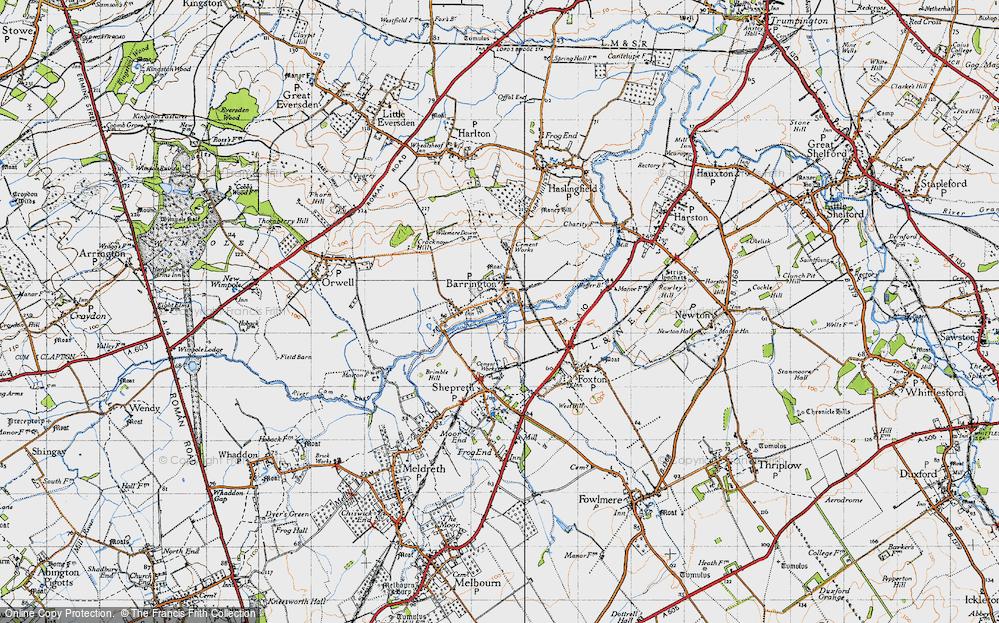 Barrington, 1946