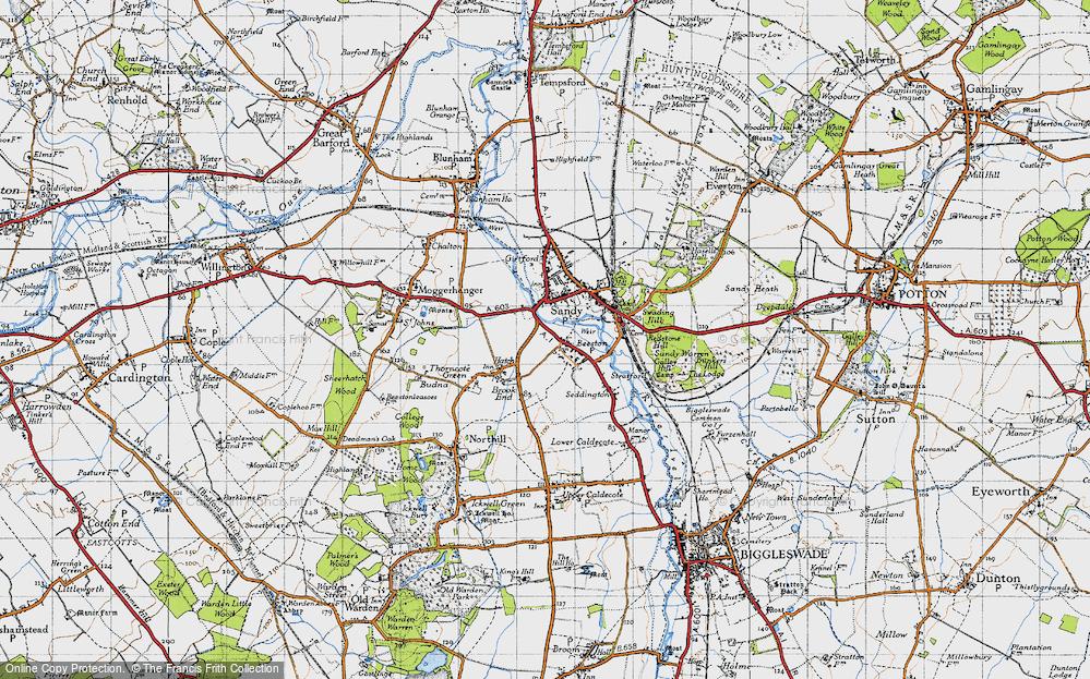 Beeston, 1946