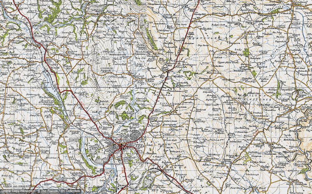 Blackshaw Moor, 1947