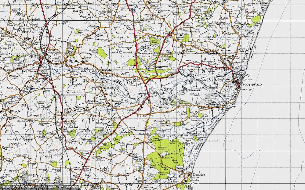 Blythburgh, 1946