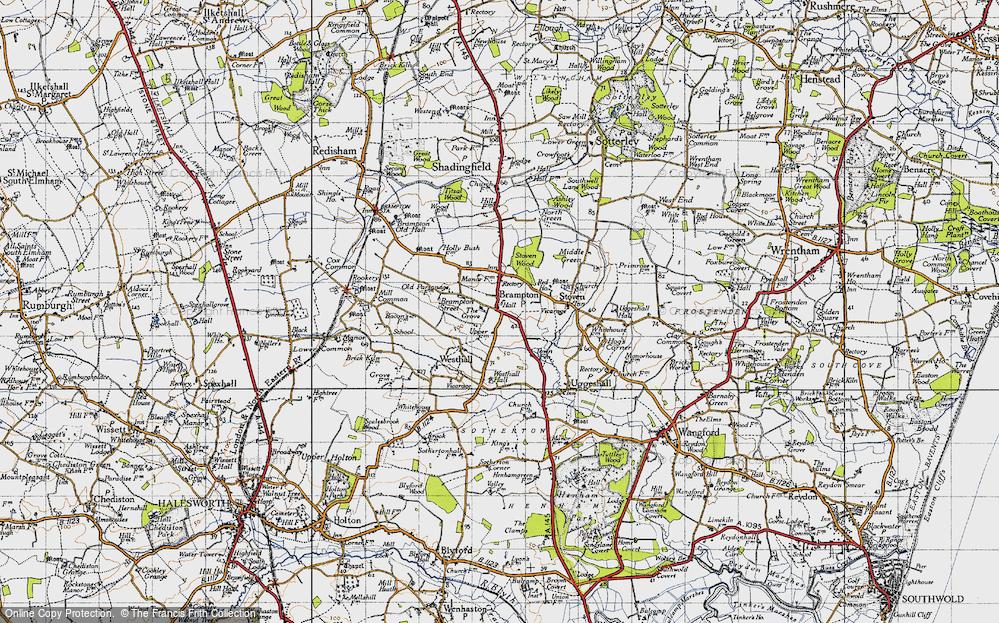 Brampton, 1946