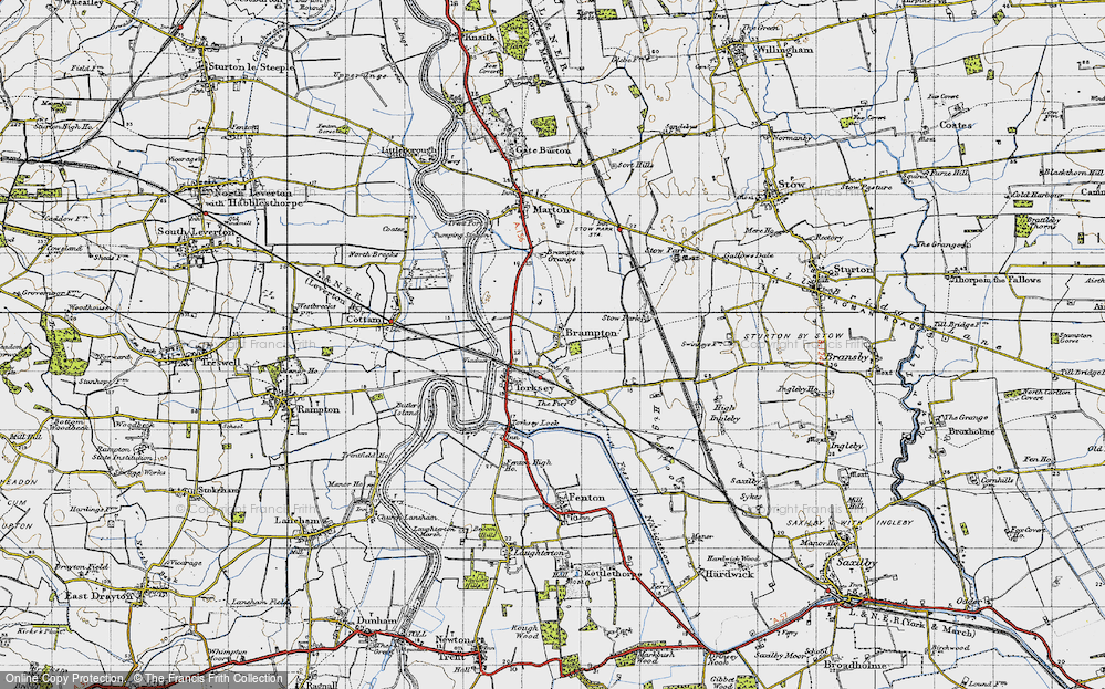 Brampton, 1947