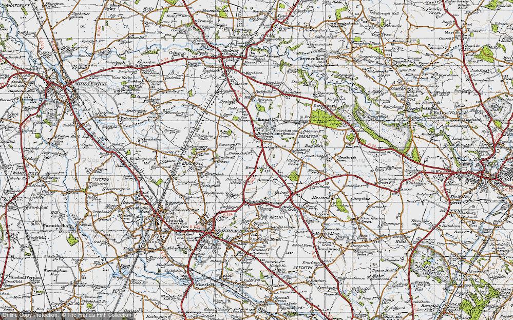 Brownedge, 1947
