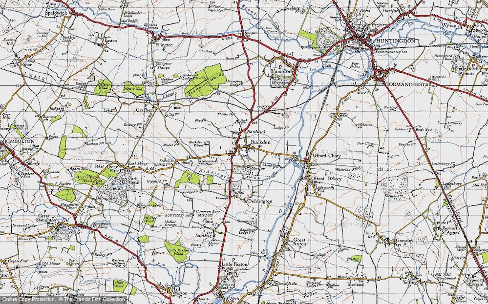 Buckden, 1946