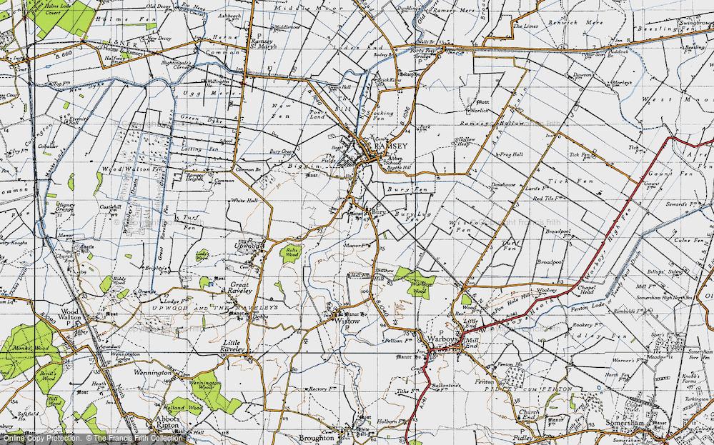 Bury, 1946