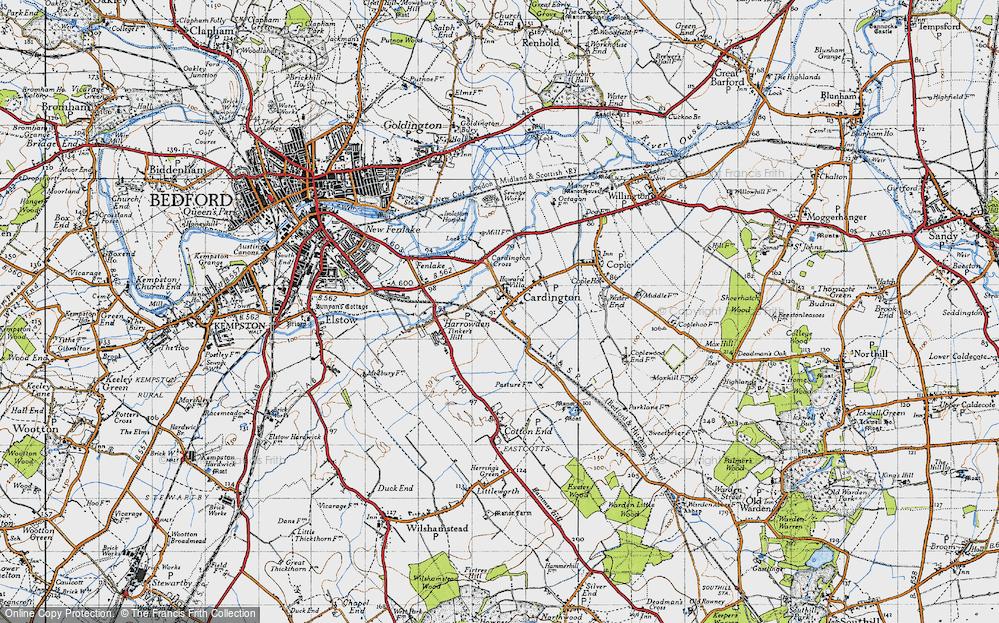 Cardington, 1946