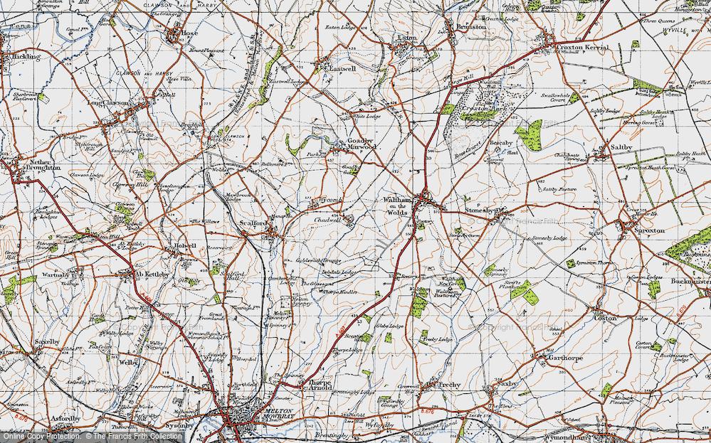 Chadwell, 1946