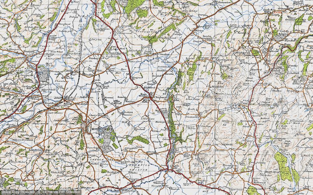 Chirbury, 1947